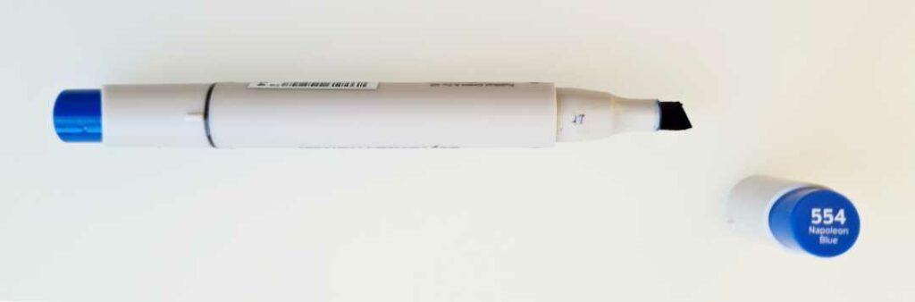 Stylefile marker tri-nib tip