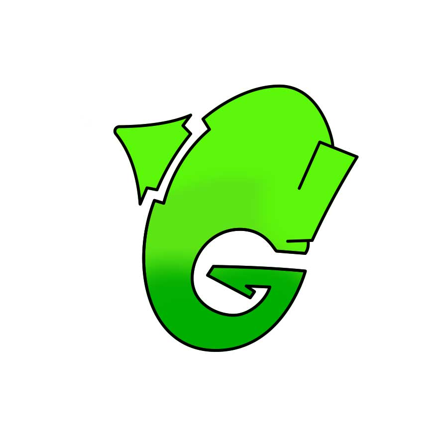 How to draw graffiti letter G tutorial step 4 graphic