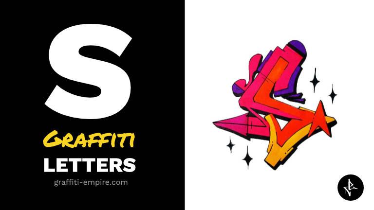 S Graffiti Letters thumbnail