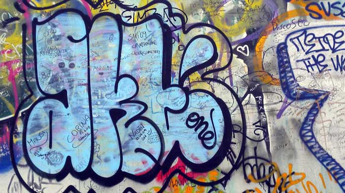 Berlin East Side Gallery – Simple Style & Tags