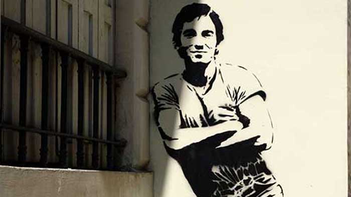 Stencil Graffiti from Jef Aerosol