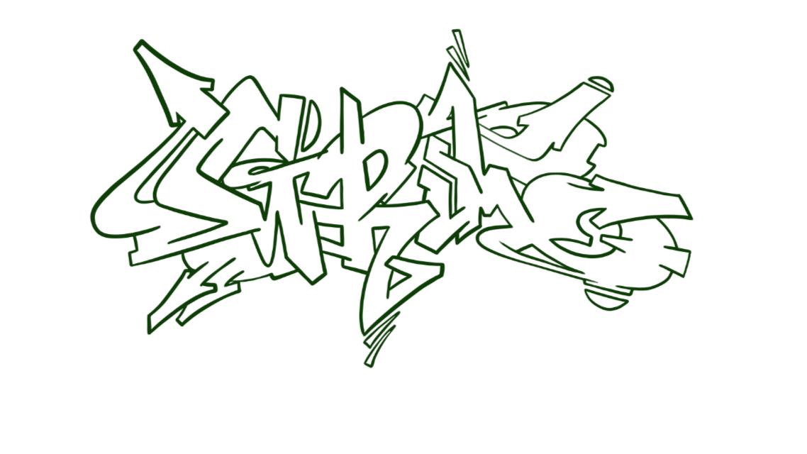 Grim Graffiti Sketch Tutorial Step 7 graphic