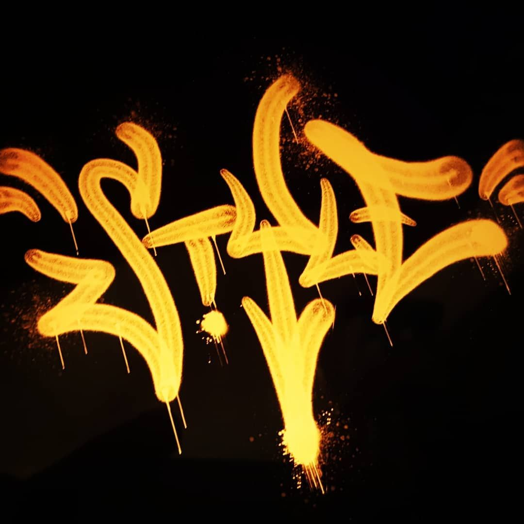 Style handstyle done with Procreate for Ipad